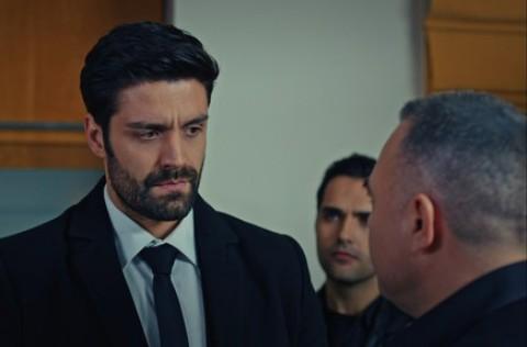 Adnan, Ömer'in suçunu üstleniyor